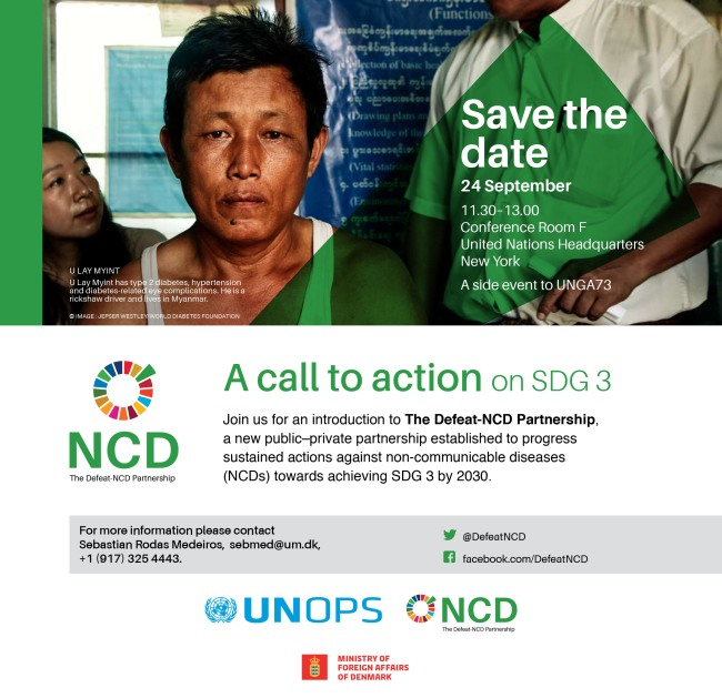 SAVE THE DATE_UNOPS73_The Defeat-NCD Partnership
